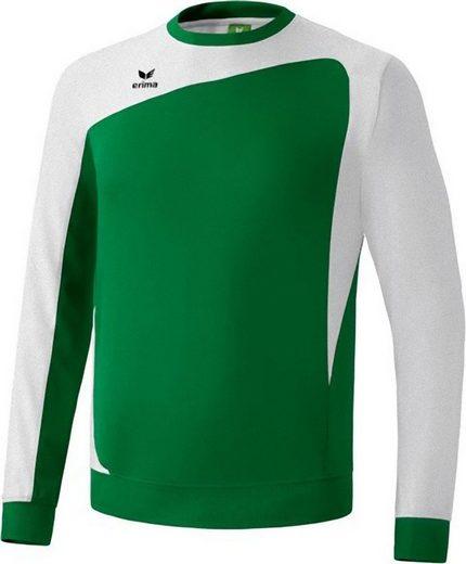 Erima Trainingsjacke Unisex Training Sweat Club 1900 Pullover Sweatshirt Shirt