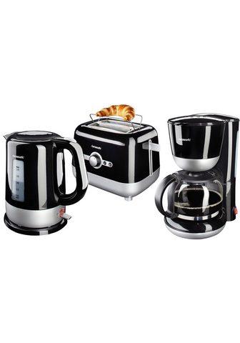 HANSEATIC Filtras Frühstücks-Set