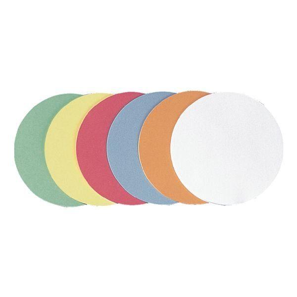 Franken Moderationskarten 9,5 cm »Kreis«