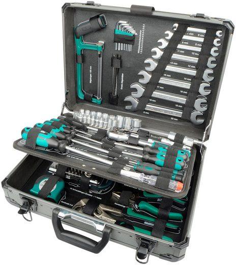 MANNESMANN Werkzeugkoffer 133-tlg.