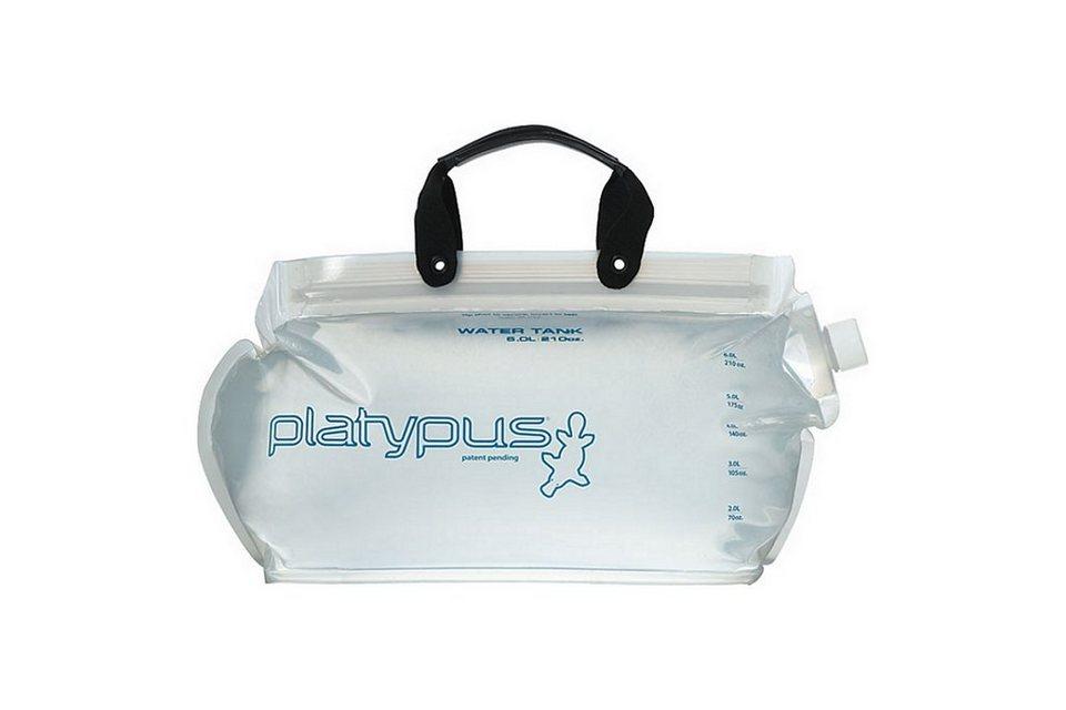 Platypus Wasserkanister »Platy Water Tank 6L« in transparent