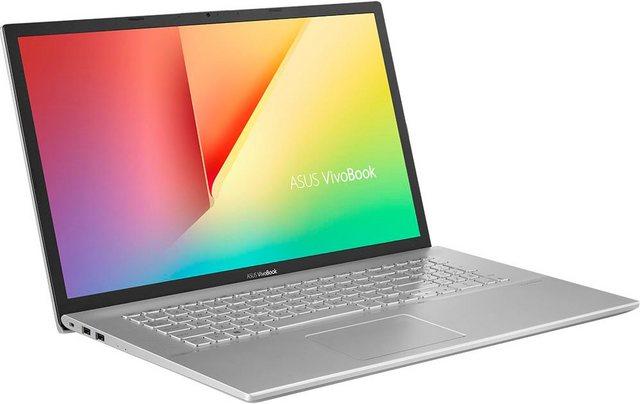 Asus S712JA-AU122T Notebook 43,94 cm 17,3 Zoll, Intel Core i7, UHD Graphics, 512 GB SSD, Kostenloses Upgrade auf Windows 11, sobald verfügbar
