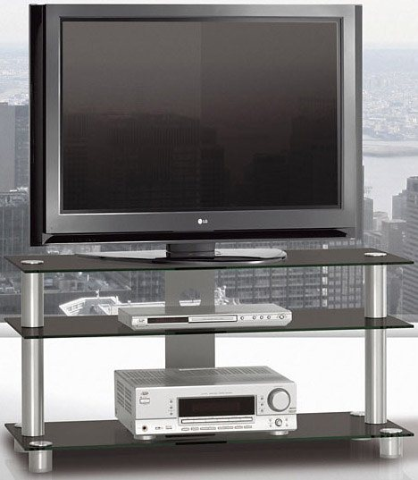 spectral tv rack just racks tv1053 breite 105 cm online kaufen otto. Black Bedroom Furniture Sets. Home Design Ideas