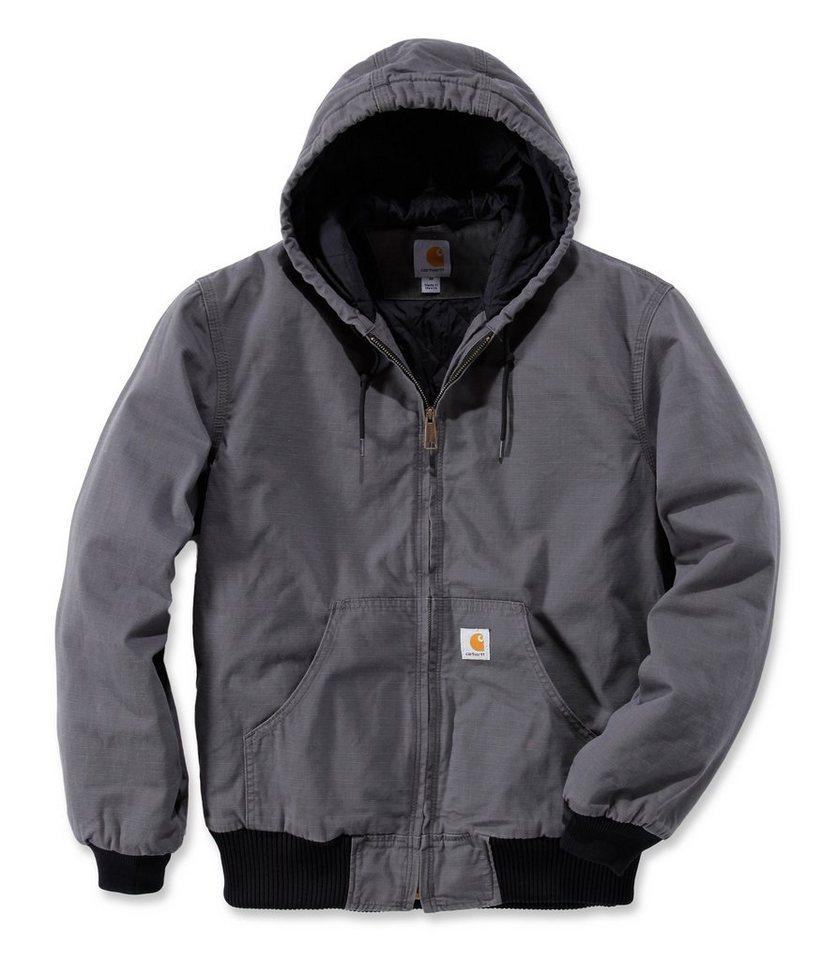 Arbeitsjacke »Rip Stop Active Jacket« in grau