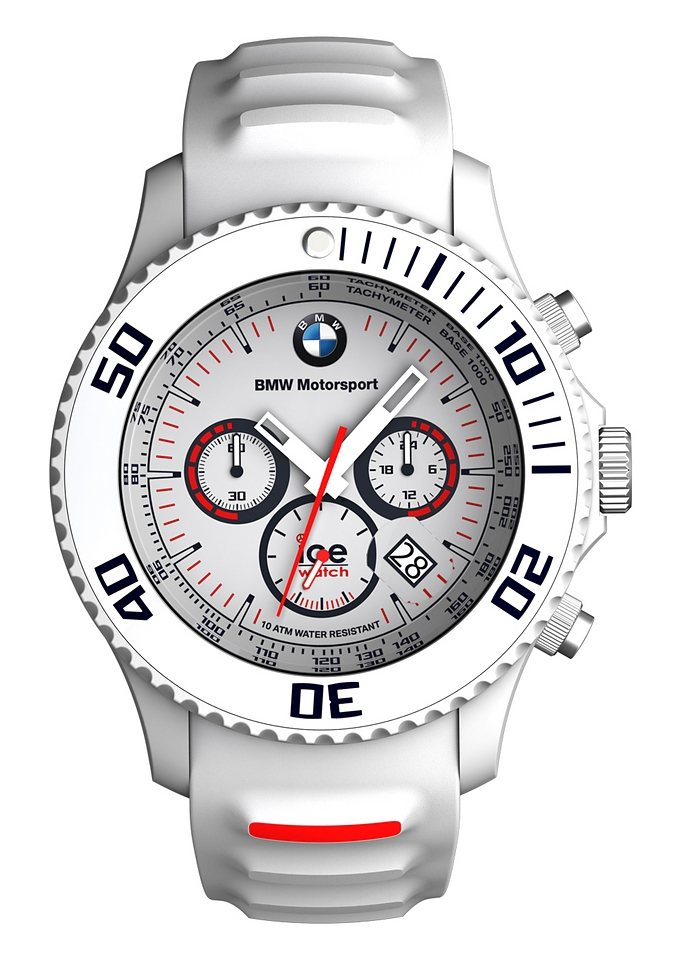 ice watch chronograph ice bmw motorsport big bm ch we bb. Black Bedroom Furniture Sets. Home Design Ideas
