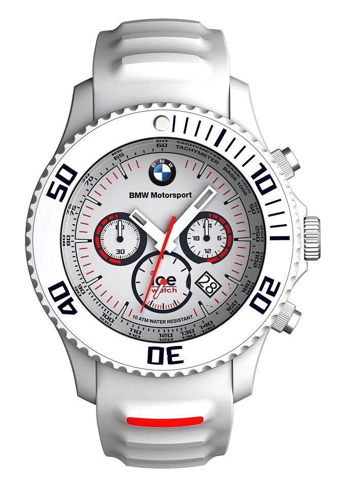 ice-watch Chronograph »ICE-BMW-MOTORSPORT Big, BM.CH.WE.BB.S.13«