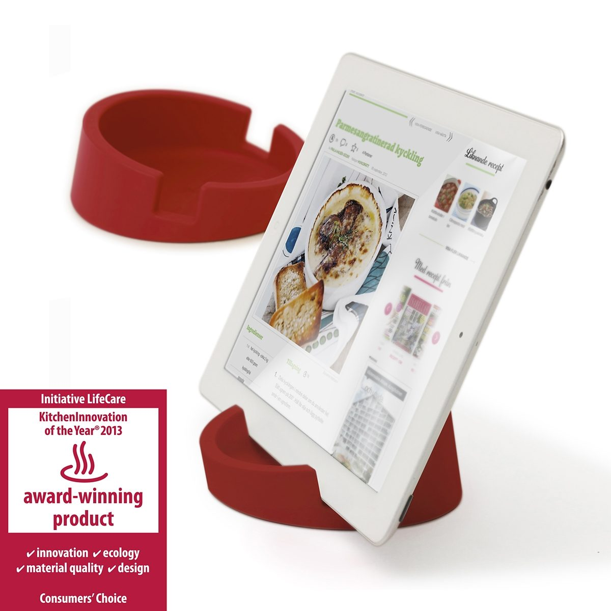 BOSIGN Bosign TABLET STAND rot