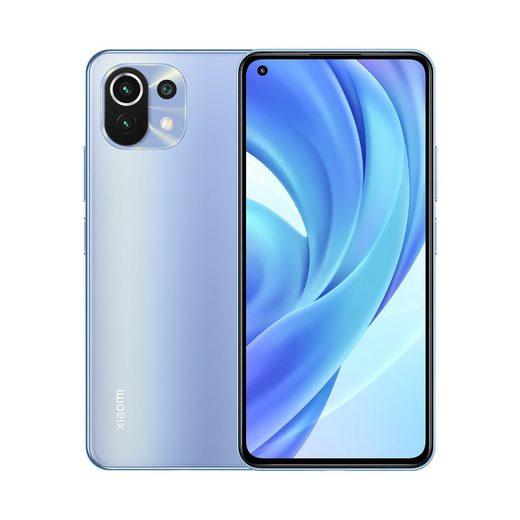 Xiaomi Mi 11 Lite Smartphone (16,6 cm/6,55 Zoll, 64 GB Speicherplatz, 64 MP Kamera)