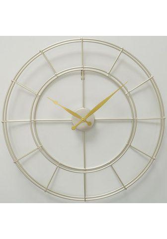 andas Sieninis laikrodis (goldfarben ovali i...