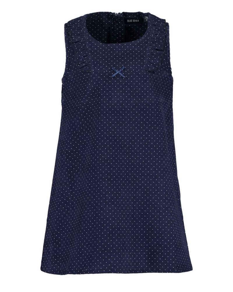 Blue Seven A-Linien-Kleid »Blue Seven Kleid ohne Arm Trägerkleid Feincord«