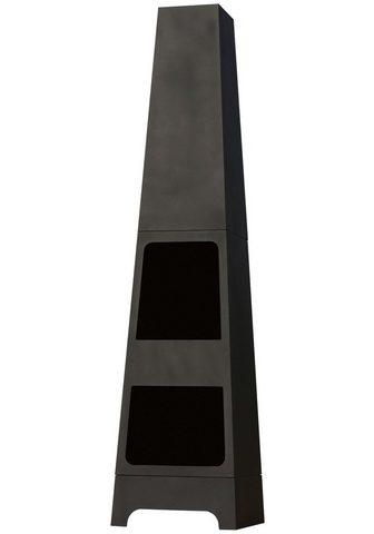Buschbeck Ugniakuras »Malmo« BxLxH: 36x36x150 cm...