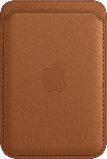 Apple Smartphone-Hülle »iPhone Leather Wallet with MagSafe« iPhone 12 Mini, iPhone 12 Pro, iPhone 12 Pro Max, iPhone 12