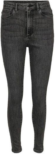Vero Moda High-waist-Jeans »VMLOA HR SKINNY«