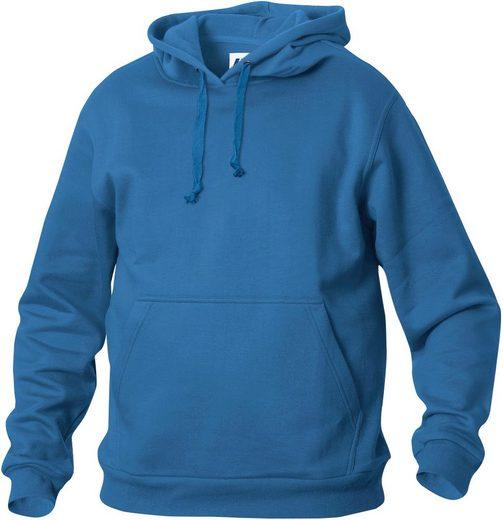 dynamic24 Hoodie TEXAS BULL Kapuzenpullover Damen Herren Sweat Pullover Pulli Sweatshirt royalblau