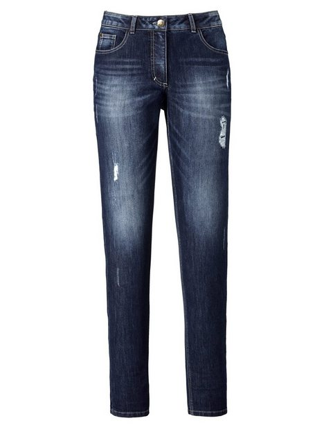 Hosen - Angel of Style by Happy Size Jeans Carla › blau  - Onlineshop OTTO