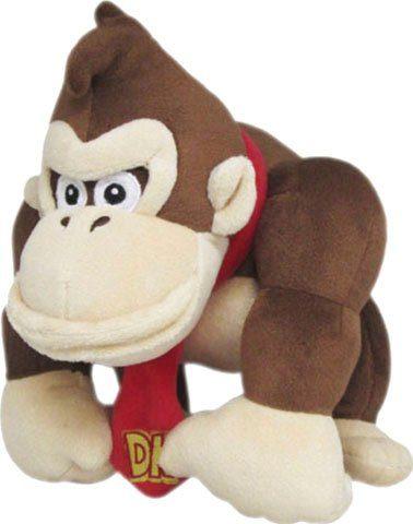 Nintendo Plüschfigur »Donkey Kong« (1-St)
