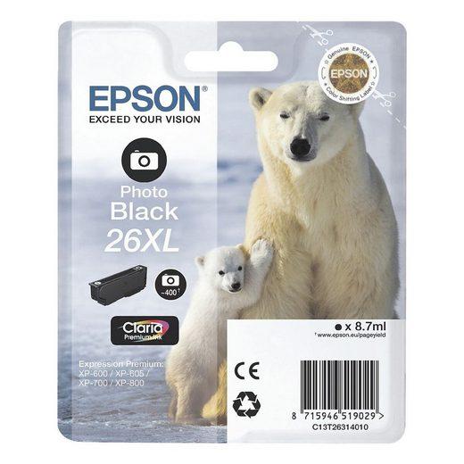 Epson »T263140« Tintenpatrone