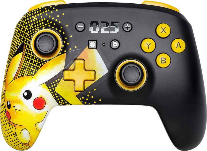 PowerA »Nintendo Switch Controller Pokémon Pikachu Wireless« Wireless-Controller