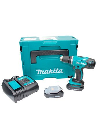 Makita Akku-Bohrschrauber max. 1300 U/min ir ...