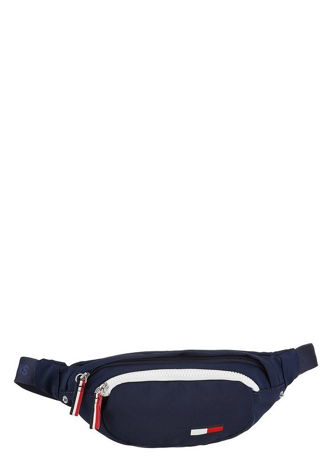 tommy jeans -  Gürteltasche »TJM COOL CITY BUMBAG NYL«, mit modischem Logo Schriftzug am Bauchgurt