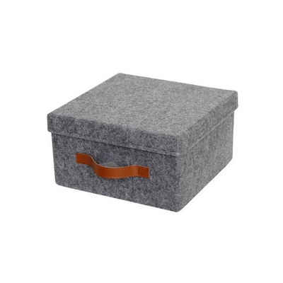 HTI-Line Aufbewahrungsbox »Aufbewahrungsbox Paloma« (1 Stück), Stoffbox