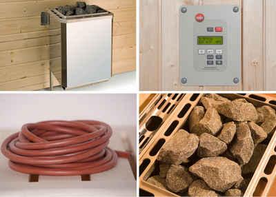 weka Saunaofen »OS«, 9 kW, externe Steuerung