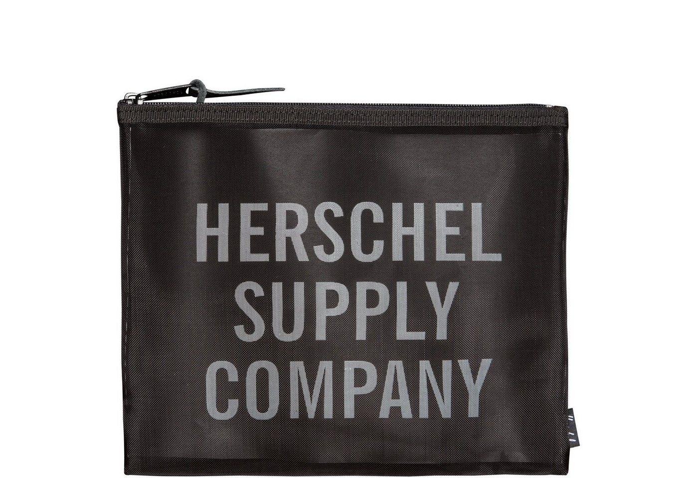 herschel -  Clutch » Network Mesh Pouch Large Tasche«