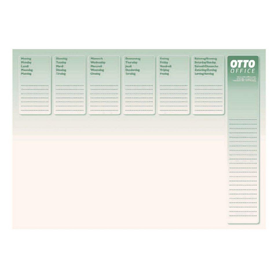 OTTOOFFICE_NATURE Schreibunterlage »Recycling«