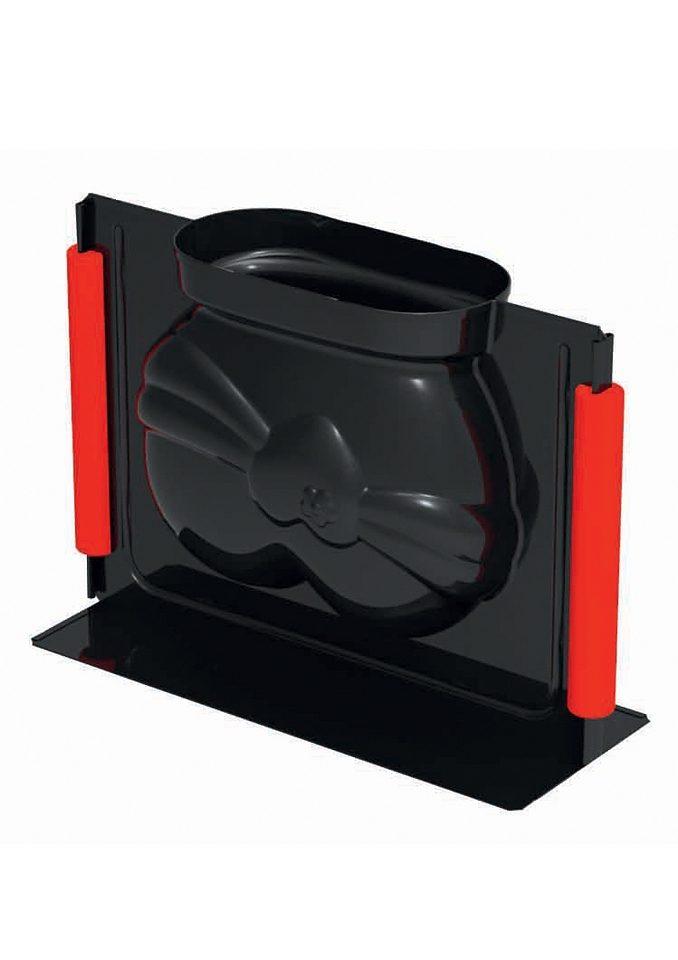 3D Vollbackform, Kaiser, »Herz«