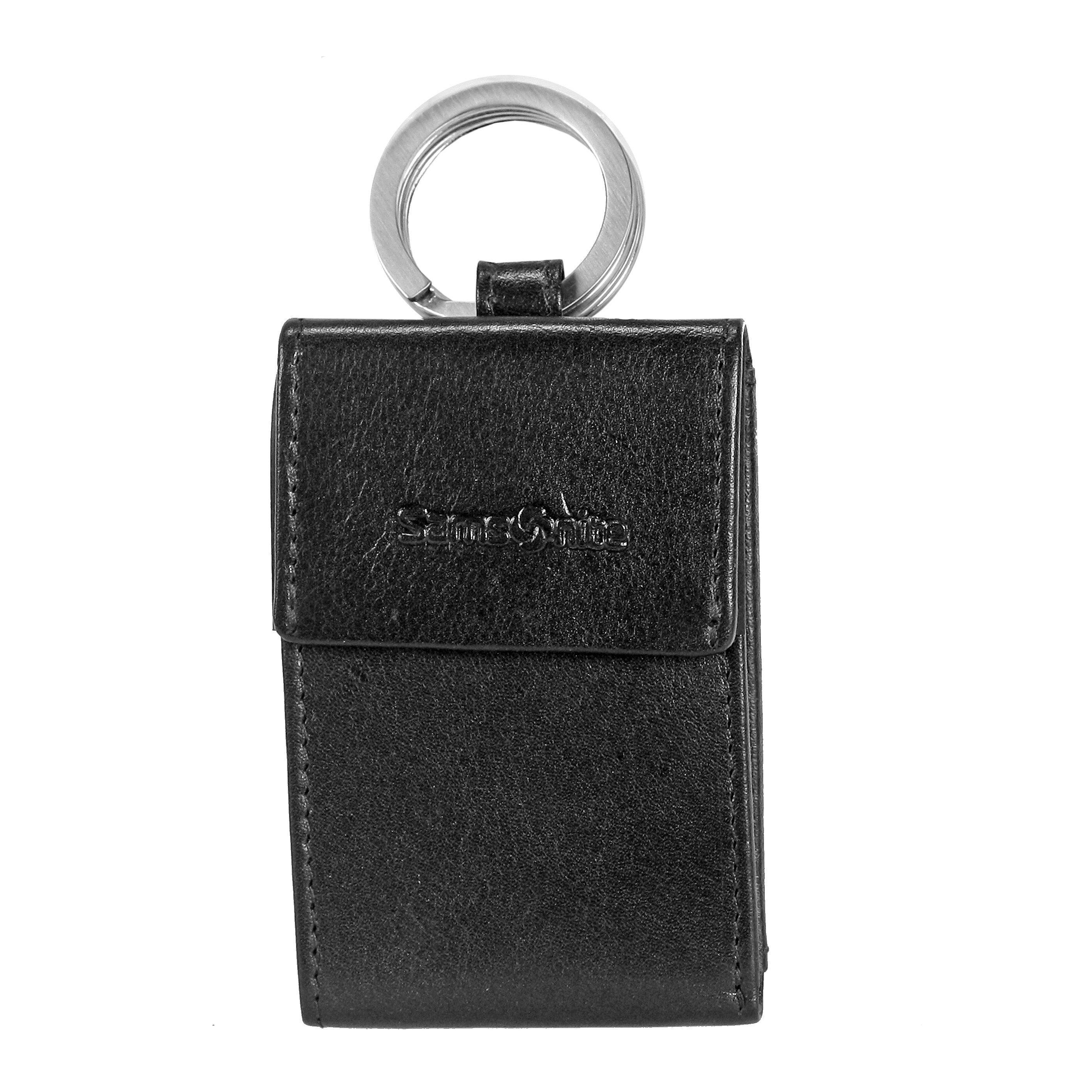 Samsonite Success SLG Schlüsseltasche Minibörse Leder 9 cm