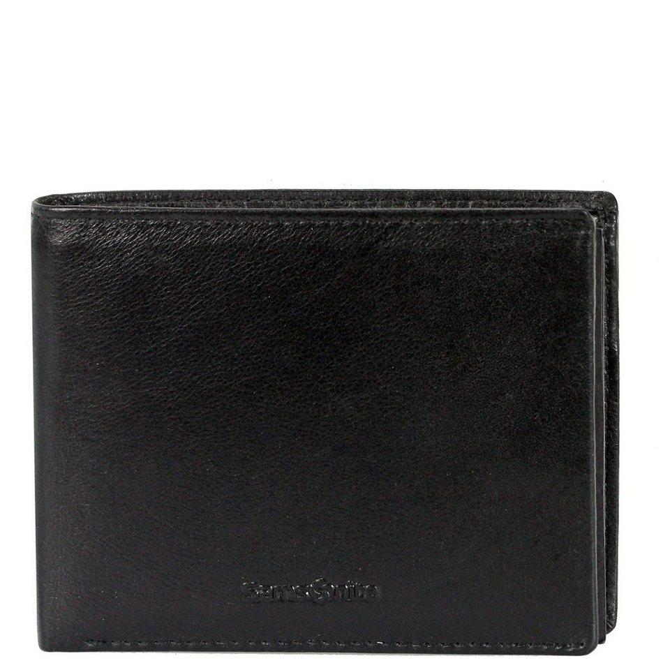 Samsonite Success SLG Geldbörse Leder 10 cm in black