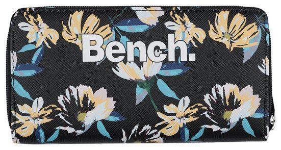 Bench. Geldbörse, mit Logodruck