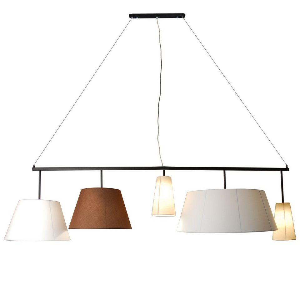 s luce pendelleuchte esstischlampe combi 5 flammig 190cm online kaufen otto. Black Bedroom Furniture Sets. Home Design Ideas