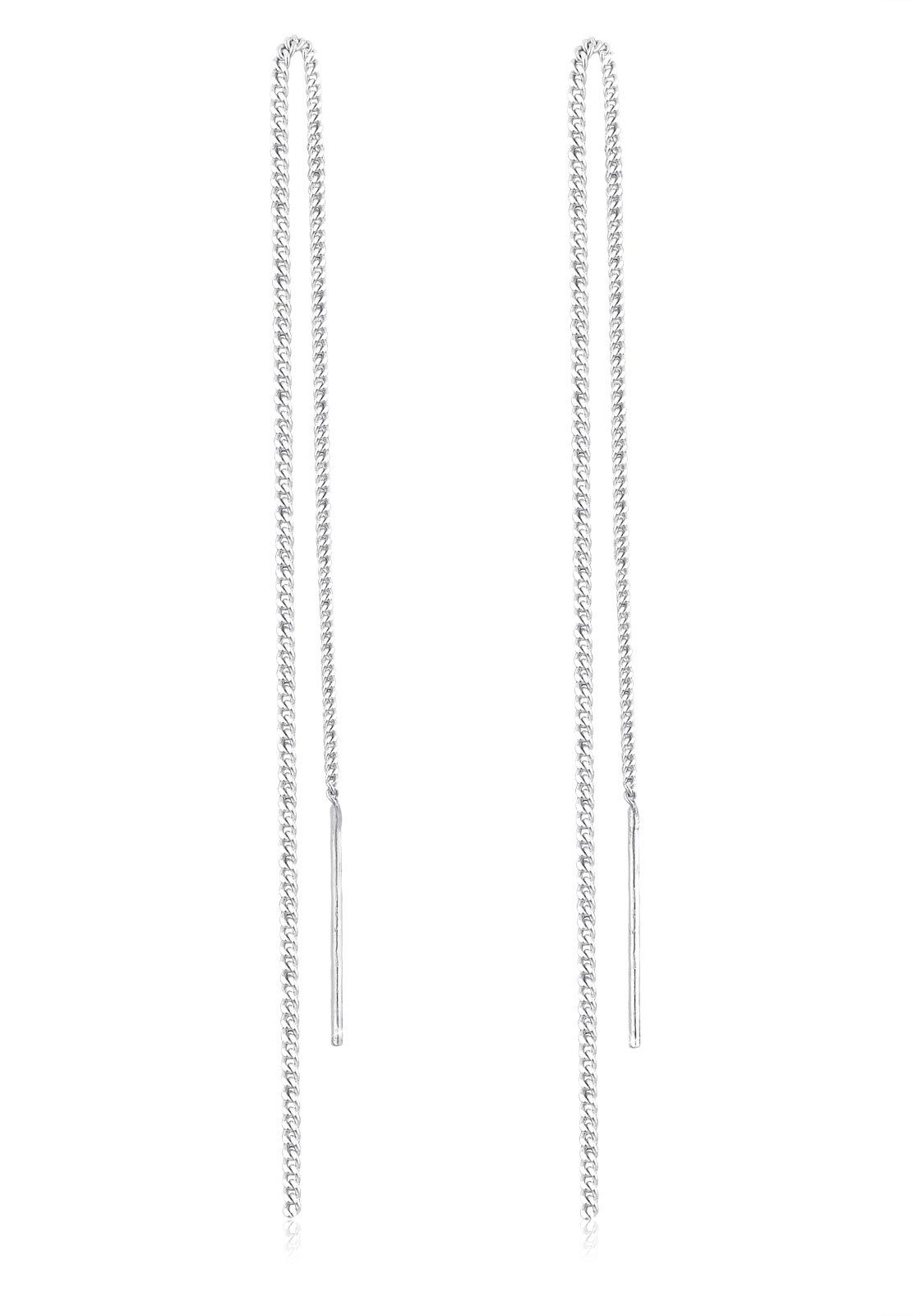 Elli Ohrringe »Kette Elegant Trend Filigran 925 Silber«