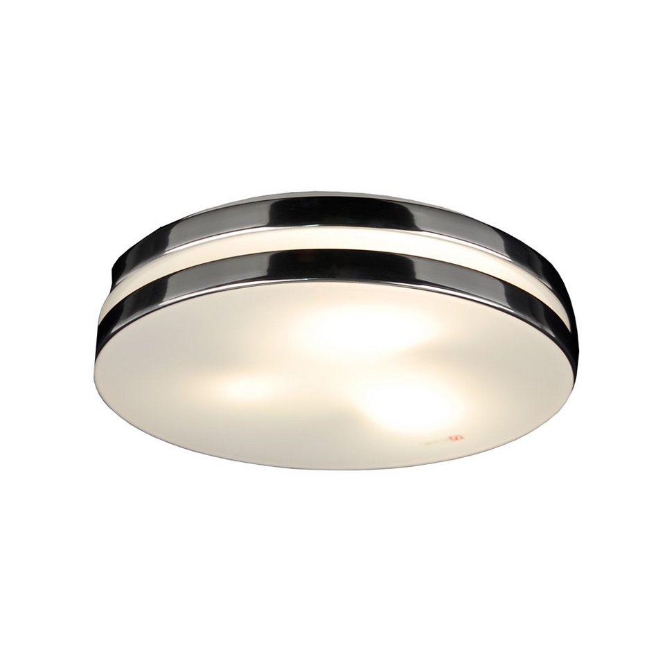 Schön Deckenlampe 3 Flammig Foto Von S`luce Energiesparlampe »circle 3-flammig Ø40, ChromÂ«