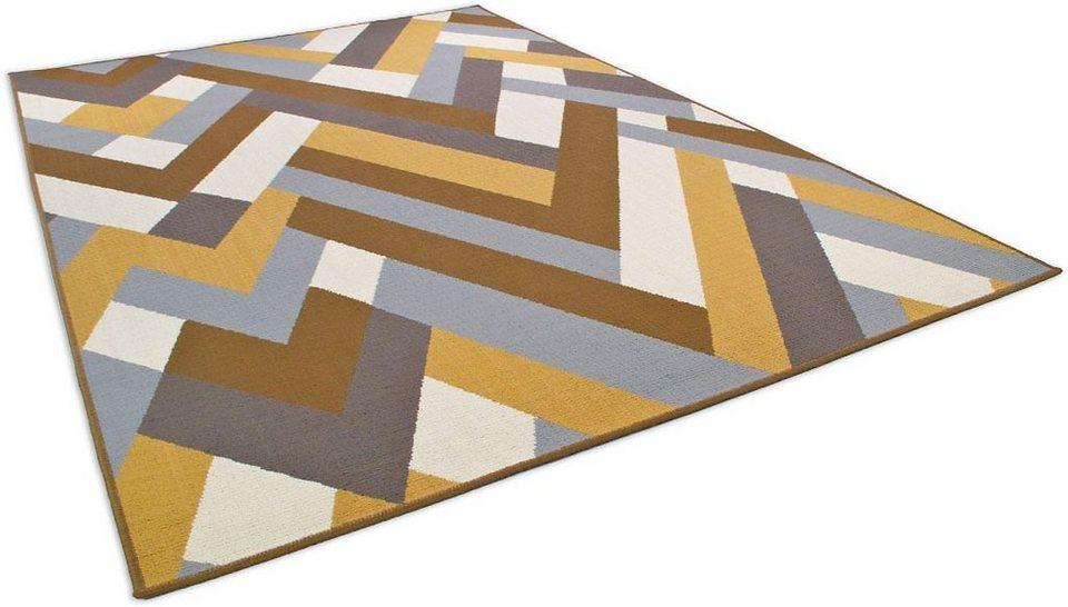 teppich happy holiday 1 oriental weavers rechteckig h he 5 mm in und outdoor geeignet. Black Bedroom Furniture Sets. Home Design Ideas