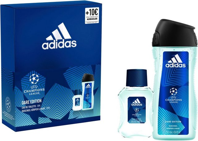 adidas Performance Duft-Set »UEFA N° 6«, 3-tlg.