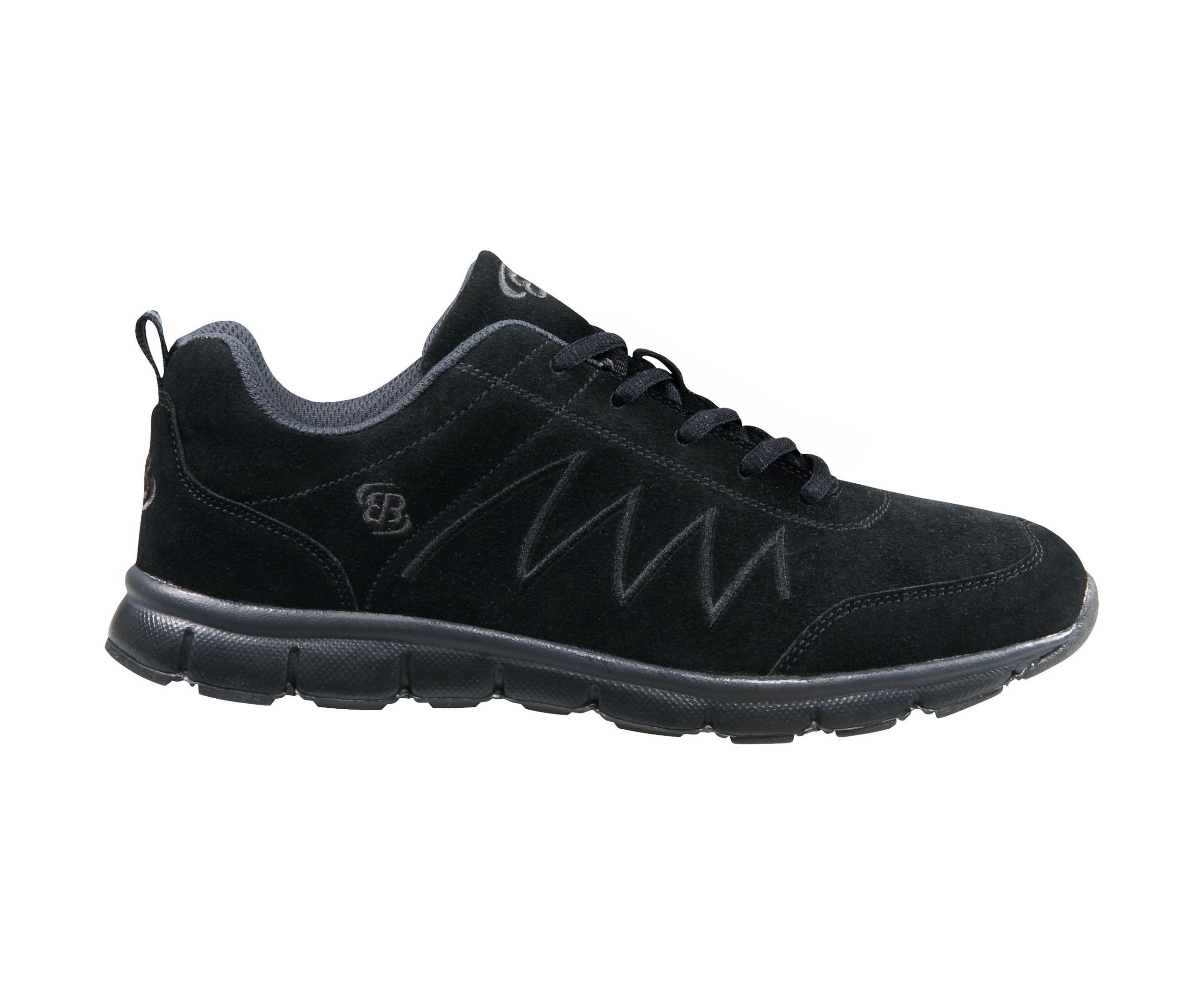 BRÜTTING »Sneaker Glendale« Sneaker, schwarz, schwarz