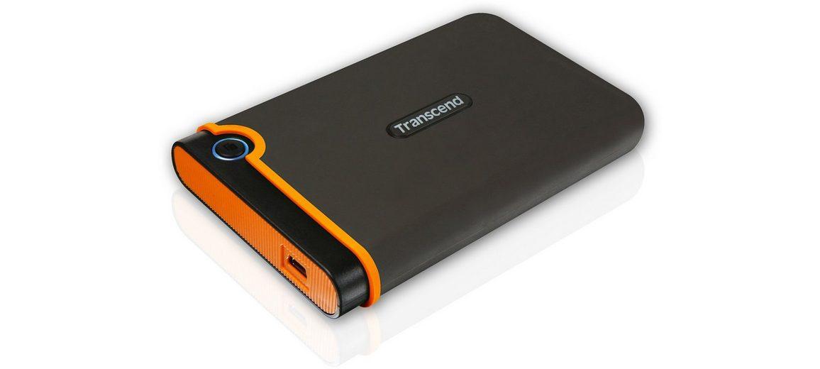 Transcend StoreJet 25 M2 Anti-Schock 500GB externe Festplatte