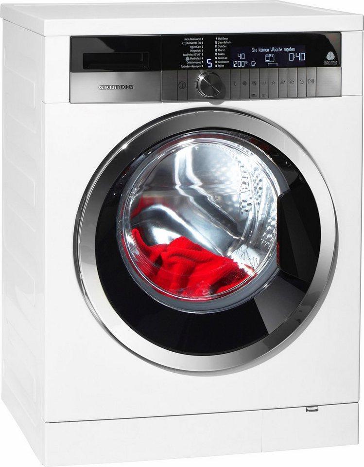 grundig waschmaschine gwn57443c a 7 kg 1400 u min online kaufen otto. Black Bedroom Furniture Sets. Home Design Ideas