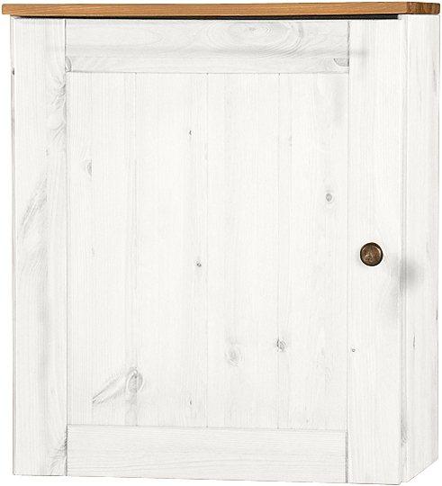 Hängeschrank »Föhr«, Breite 50 cm in weiß-honigfarben
