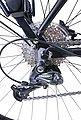 Performance Trekkingrad, 27 Gang Shimano ALIVIO RD-M3100 Schaltwerk, Kettenschaltung, Bild 5