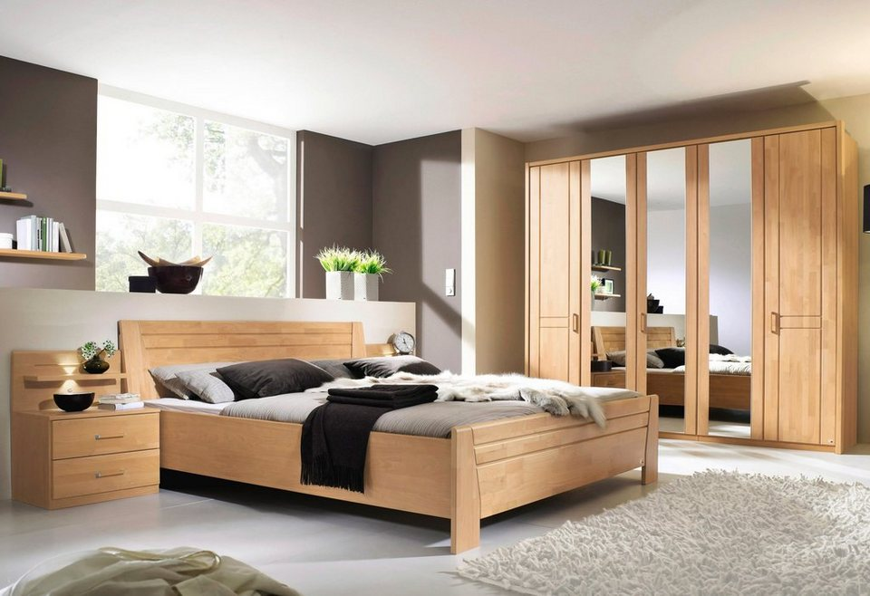 schlafzimmer set rauch 4 tlg online kaufen otto. Black Bedroom Furniture Sets. Home Design Ideas