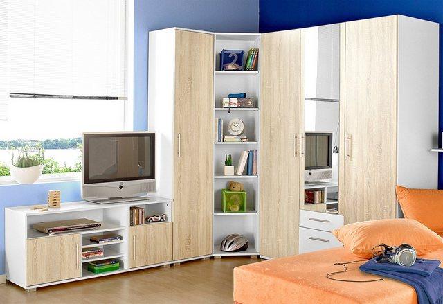 Komplettzimmer - Jugendzimmer Set, (Set, 5 tlg)  - Onlineshop OTTO