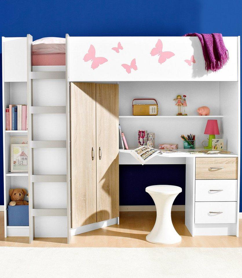 Hochbetten Fuer Kinder hochbett kaufen hochbett mit treppe otto