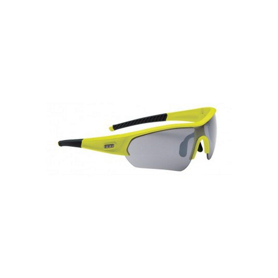 BBB Radsportbrille »Select BSG-43 Sonnenbrille« in gelb