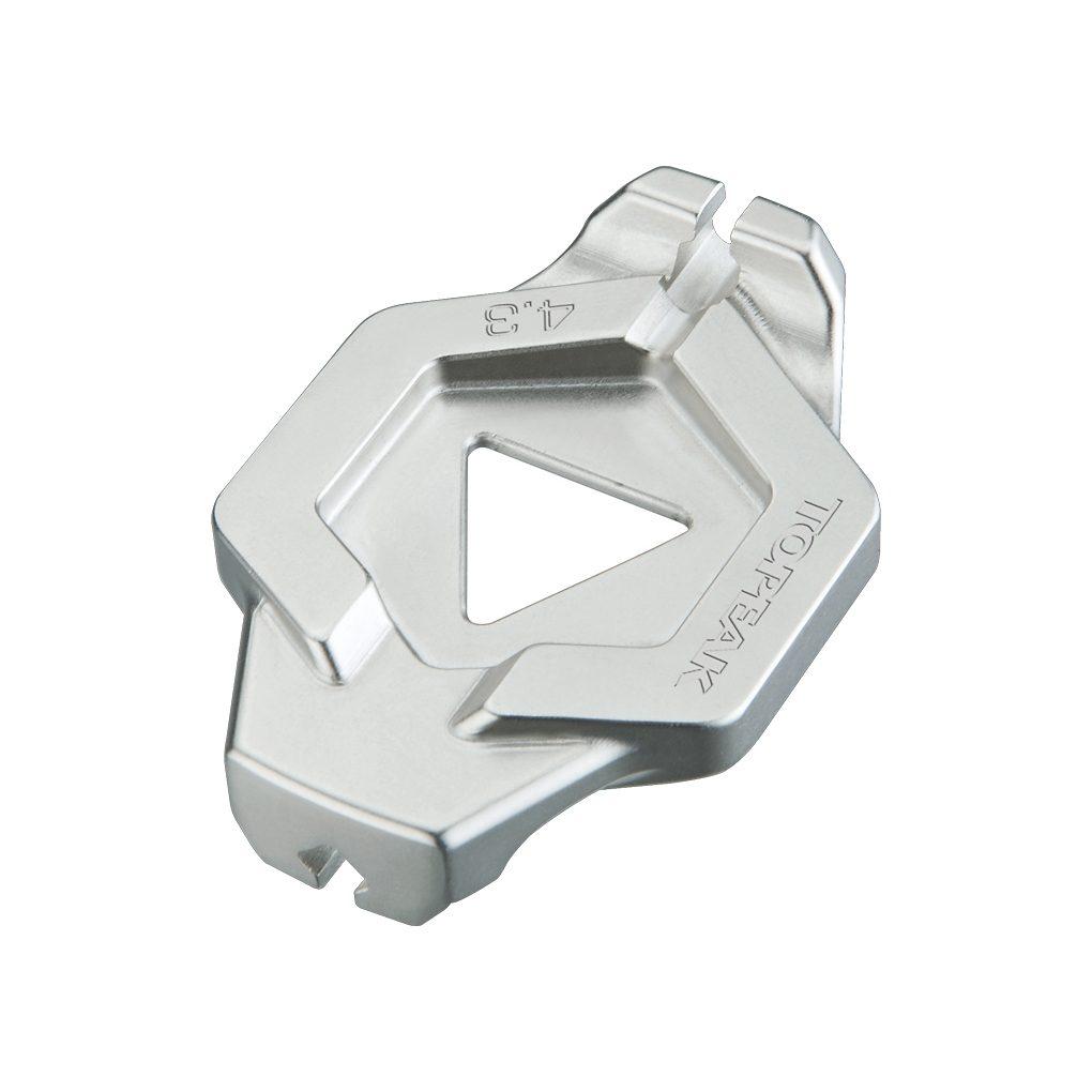 Topeak Werkzeug & Montage »DuoSpoke Wrench 13G/4,3 mm«