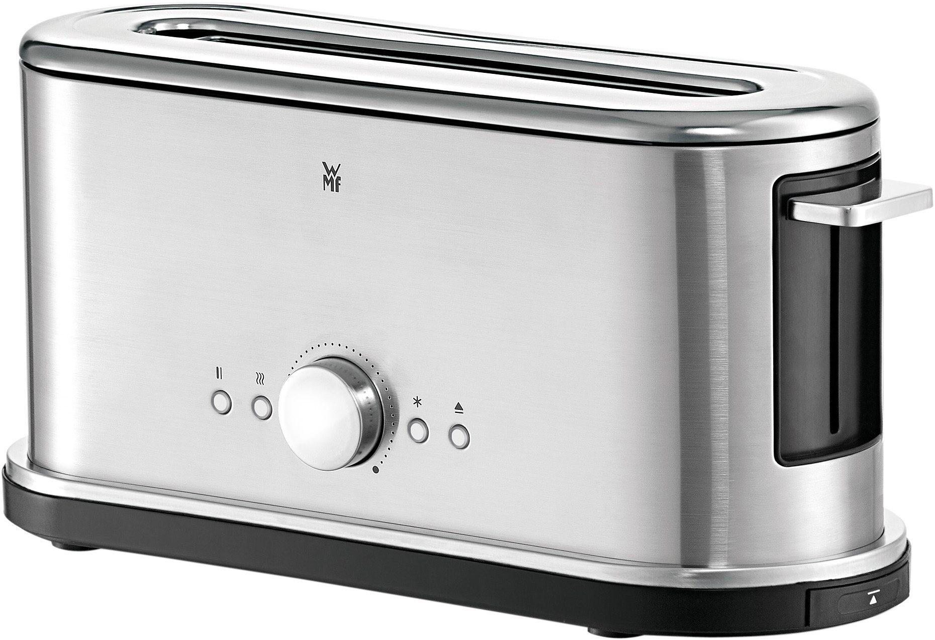 WMF Langschlitz- Toaster LINEO, auch für XXL-Toastscheiben