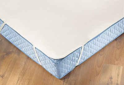 Matratzenauflage »Molton« Dormisette Protect & Care