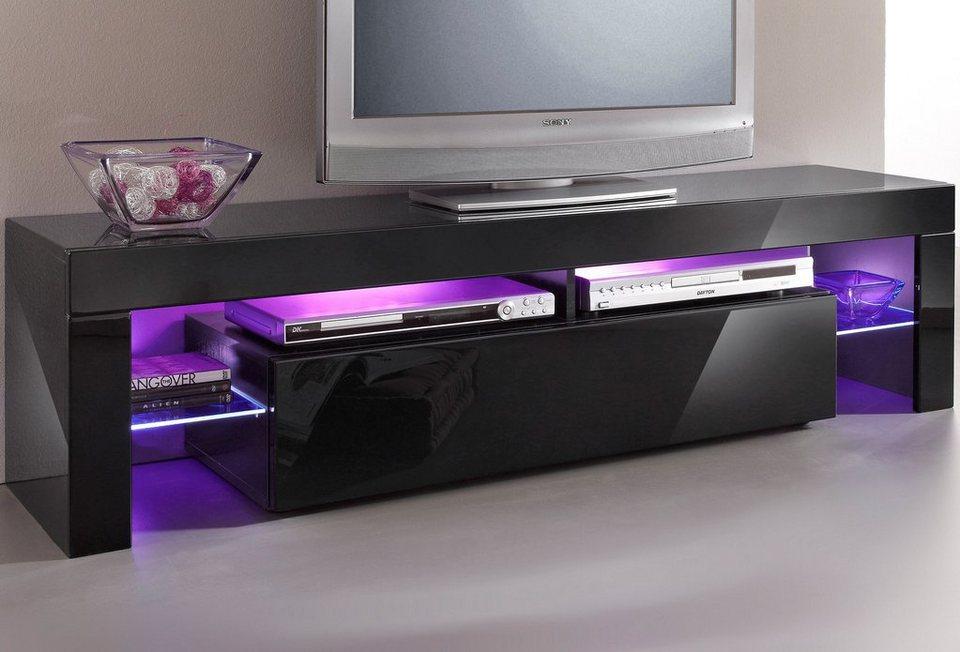 Tv lowboard schwarz matt  TV-Lowboard online kaufen | OTTO